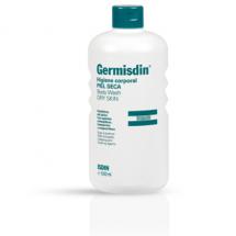 Germisdin Higiene Corporal Piel Seca 1000ml + Regalo Formato Viaje