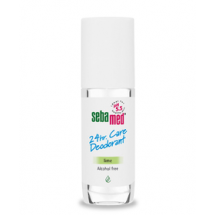 Sebamed Desodorante 24 horas Lima Vaporizador sin alcohol 75 ml