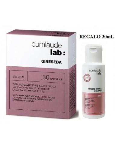 Cumlaude Gineseda 30 Comprimidos