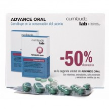 Cumlaude Advance Oral Anticaída 30 + 30 Comprimidos