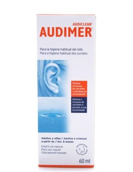Audimer Higiene Habitual del Oído 60mL