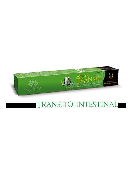 Aquilea Transit Cápsulas Nespresso 7 Unidades