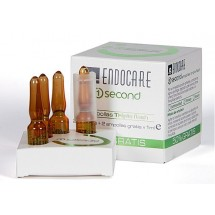 Endocare Second Efecto Flash 4 Ampollas