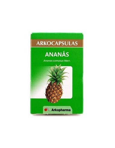 Arkopharma Ananás 84 Cápsulas