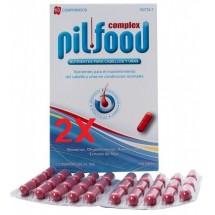 Pilfood Complex 60 + 60 Capsulas