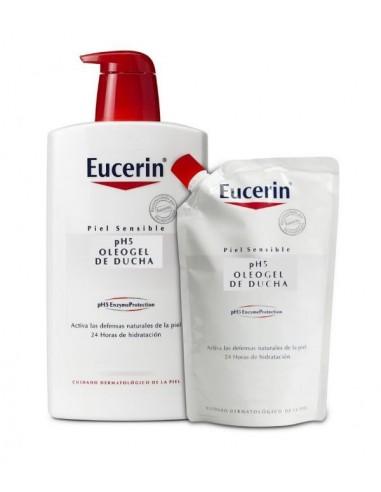 Eucerin Oleogel 1000 Ml