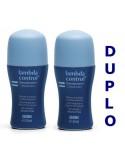Isdin Lambda Control Desodorante Roll-on Sin Alcohol 2 x 50ml