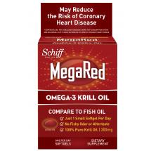 MegaRed Omega 3 Aceite de Krill 60 Capsulas