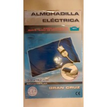 Almohadilla Eléctrica Gran Cruz 40 x 32