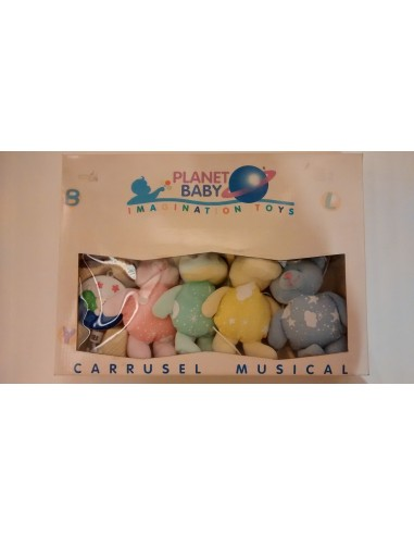 Planet Baby Carrusel Musical