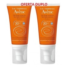 Pack Avene 2 X Emulsion Oil Free Spf 50+ 50ml