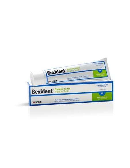 Bexident Dientes Sanos Pasta Dental 125 mL