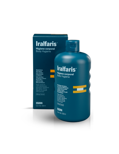 Iralfaris Higiene Corporal 500mL