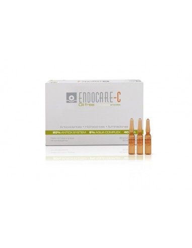 Endocare-C Oil Free 2 mL x 30 Ampollas