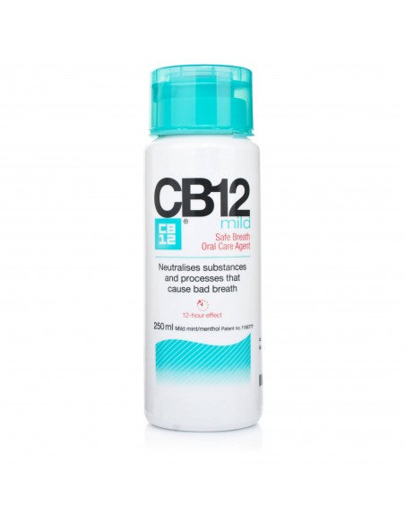 CB12 Colutorio Menta Suave 250 mL