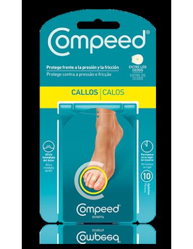 Compeed Callos Hidratacion Entre Dedos 10 Unidades