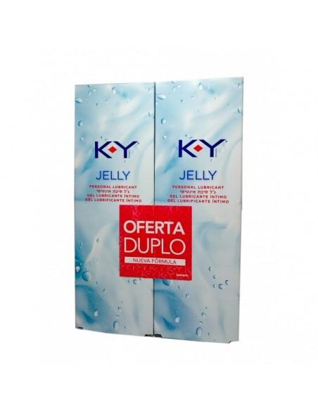 K-Y Gel Lubricante Íntimo Duplo 2 x 75ml