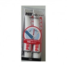 Phb Pocket Pasta Recambio 4 x 6 mL