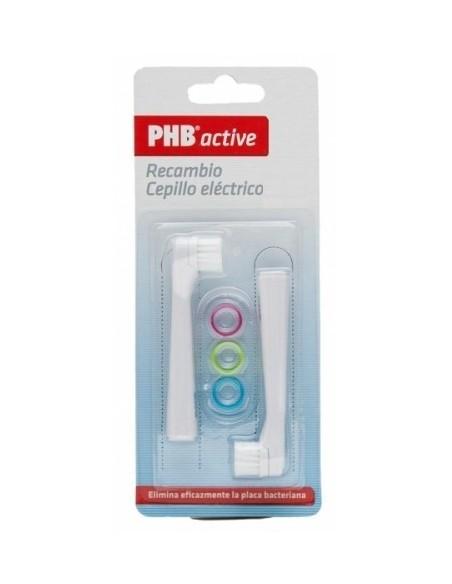 Phb Recambio Cepillo Phb Active 2 Unidades
