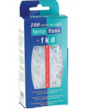 Farmafloss FKD Hilo Dental 100 Unidades