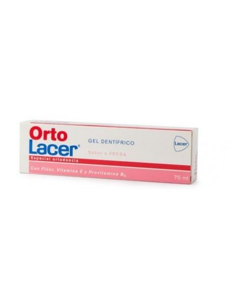 Ortolacer Gel Dental Fresa 75 mL