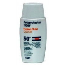 Fotoprotector Isdin Spf-50+ Fusion Fluid Color 50ml