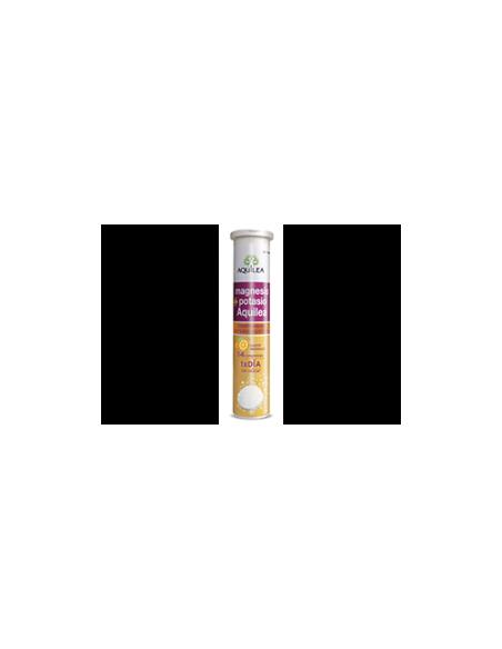 Aquilea Magnesio Potasio 14 comprimidos efervescentes