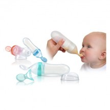 Nuby Cuchara Papilla +6 m 90 ml