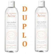 Avene Locion Micelar Duplo 2 x 400 ml