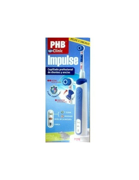 PHB Cepillo electrico Clinic Impulse