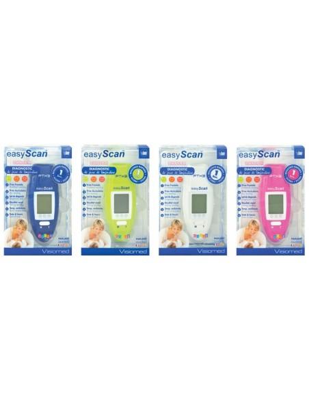 Visiomed Termometro EasyScan Oido y Frente Blanco