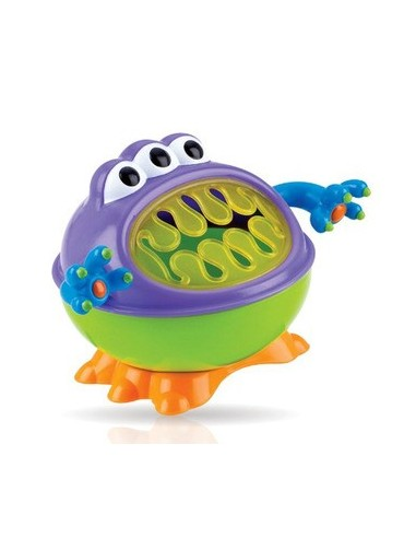 Nuby Monster Dispensador de Snack