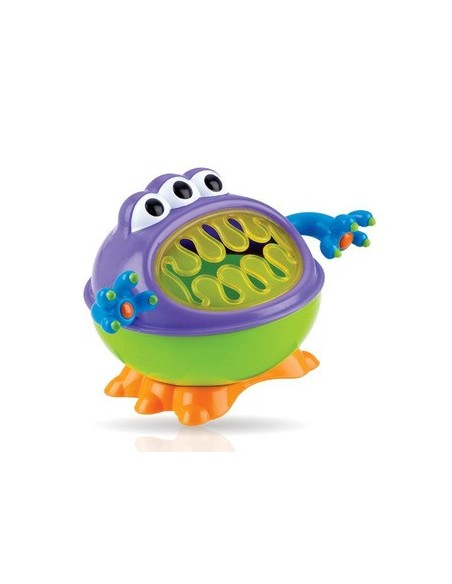 Nuby Monster Dispensador de Snack +6m