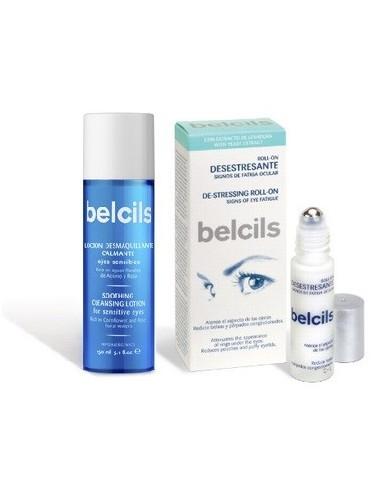 Belcils Roll-on Desestresante 8 ml + Loción Desmaquillante Belcils
