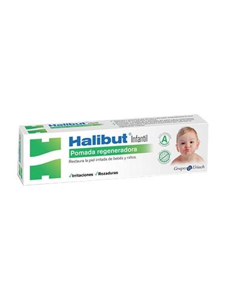 Halibut Pomada Infantil 45g