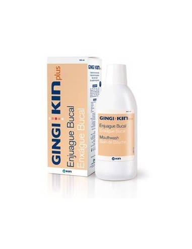 Gingikin Plus Enjuage 500 mL