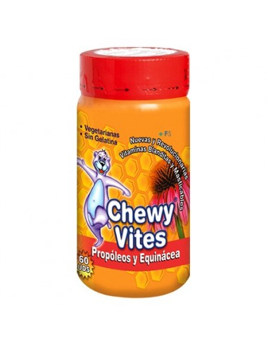 Chewy Vites Propoleo y Equinácea 60 Unidades