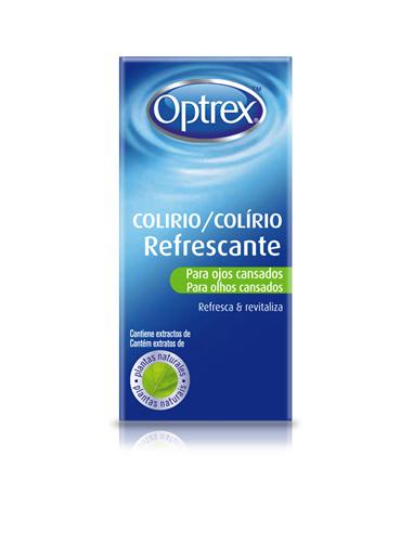 Optrex Colirio Refrescante 10 mL