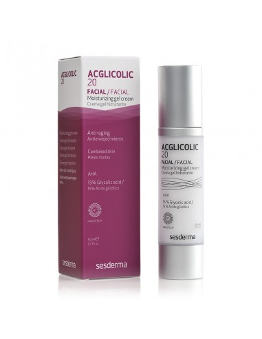 Sesderma Acglicolic 20 Crema-gel Hidratante 50ml