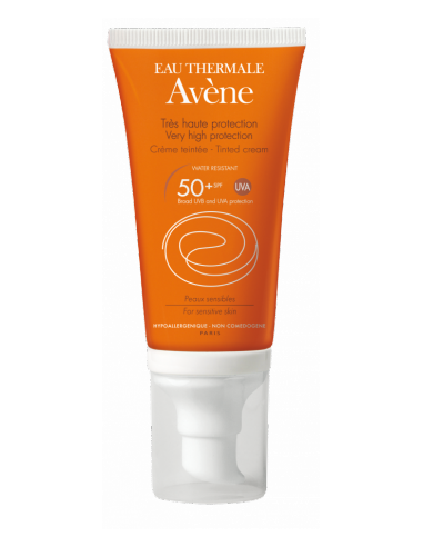 Avene Crema Color SPF 30+ 50 mL