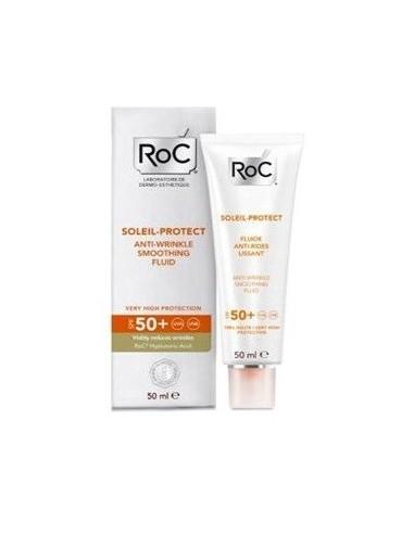 Roc Soleil Protect Fluido Antiarrugas SPF 50 50 mL