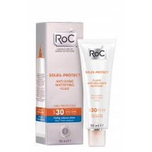 Roc Soleil-Protect Fluido Matificante Anti Brillos 50 mL