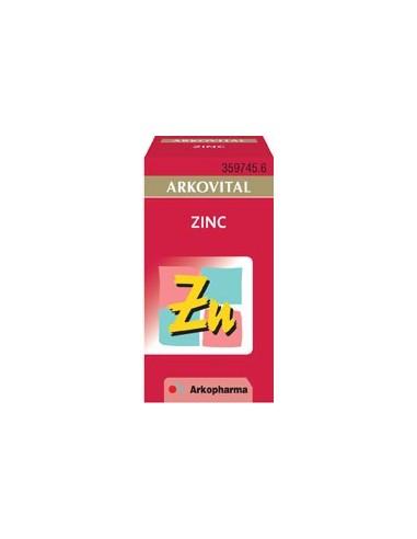 Arkovital Zinc 50 Capsulas