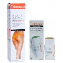 Thiomucase Pack Stick 75 mL + Crema 200 mL Anticelulitica