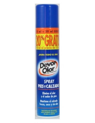 Devor Olor Spray + 20% Gratis 180 mL