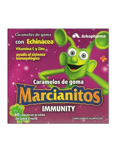 Marcianitos Echinacea 60 Gominolas
