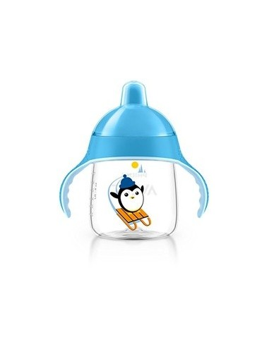 Avent Taza Magic Azul 260 mL
