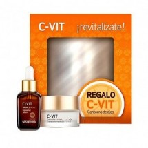 Sesderma C vit Serum 30 mL +REGALO C Vit Contorno Ojos 30 mL