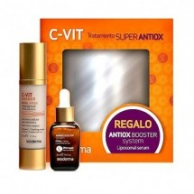 Sesderma C-vit Radiance 50 mL + GRATIS Antiox Booster System Serum 30 mL