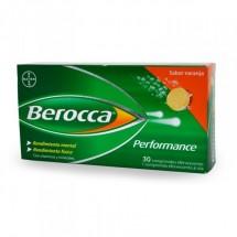 Berocca Performance 30 Comprimidos Naranja Efervescentes